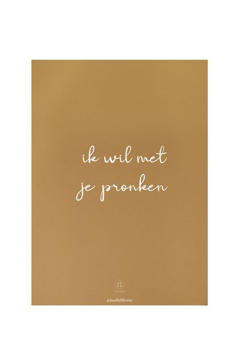Zusss limited a4 poster pronken juudithhome