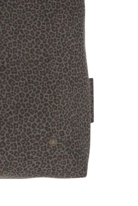 Zusss royale shopper leopard